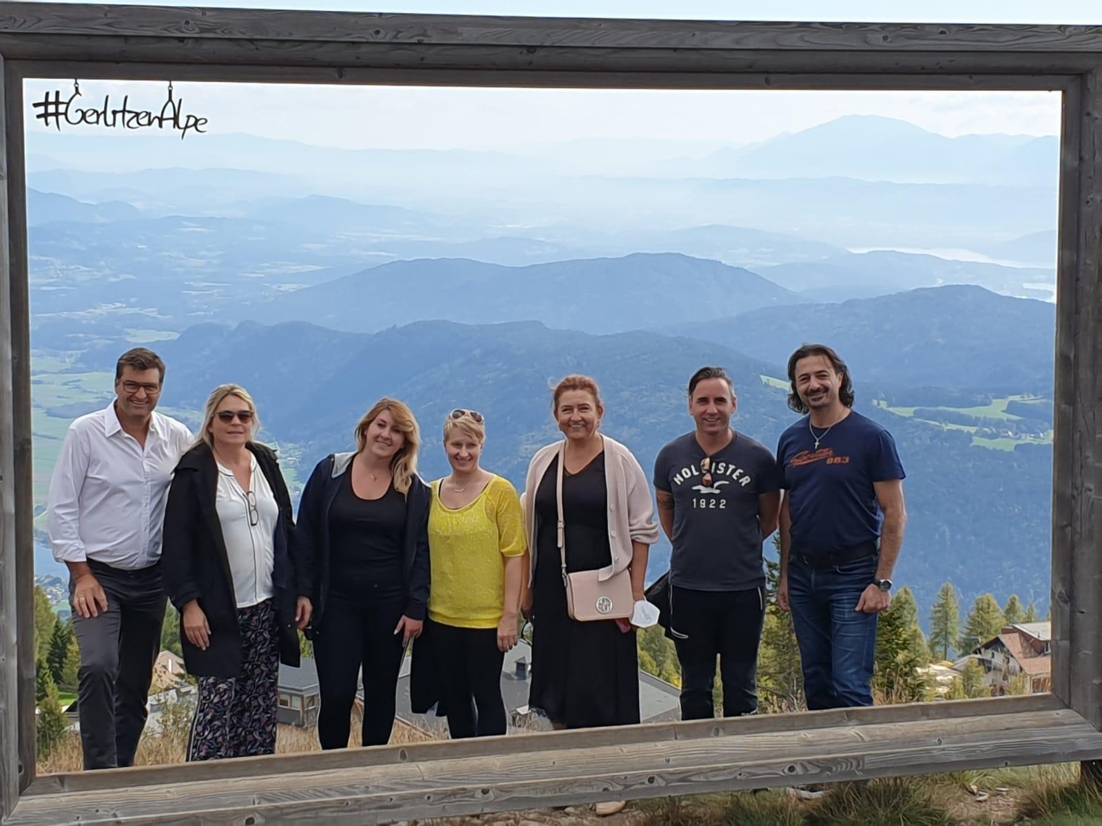 HKHK osaleb Erasmus+ Digital Treasure Box projekikohtumisel Austrias