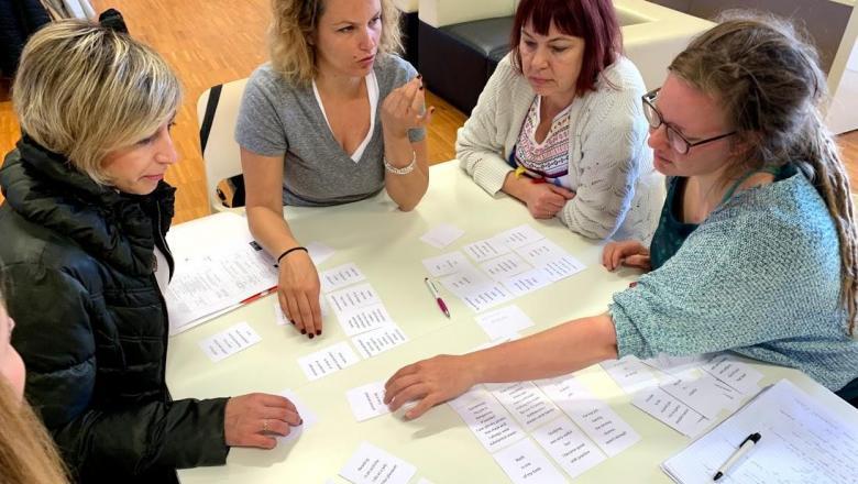 Haapsalu Kutsehariduskeskuse täiskasvanuhariduse projekt